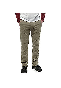 Craghoppers Mens NosiLife Pro Trousers - Stone