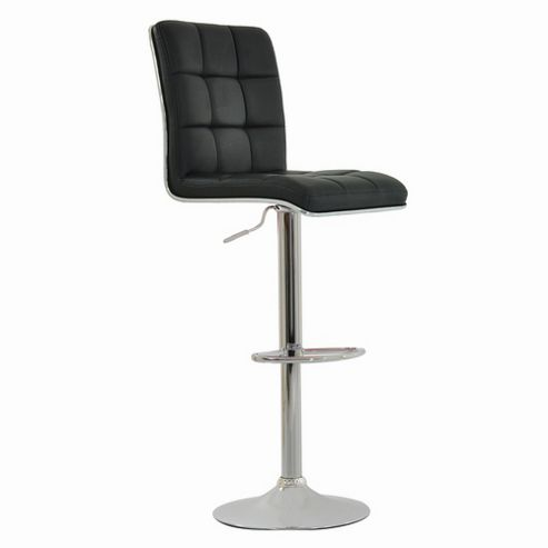 buy atlanta faux leather bar stool from our bar tables. Black Bedroom Furniture Sets. Home Design Ideas