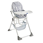 Chicco Pocket Lunch Highchair (Silver)
