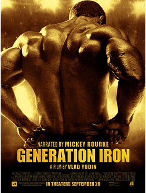 Generation Iron (DVD)