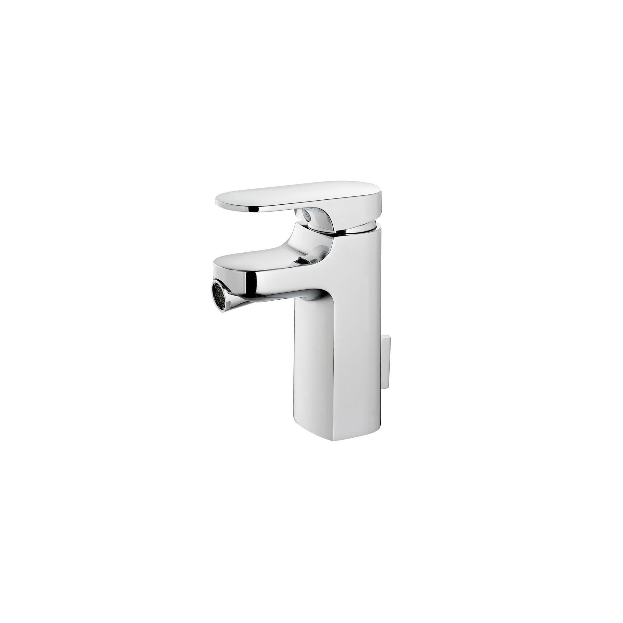 Ideal Standard Moments Mono Bidet Mixer Tap Chrome including Pop-Up Waste at Tesco Direct