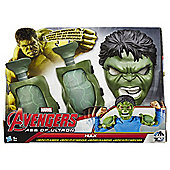 Avengers Hulk Role Play Set