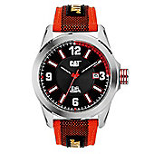 CAT Big Twist Mens Date Display Watch - YO.141.68.128