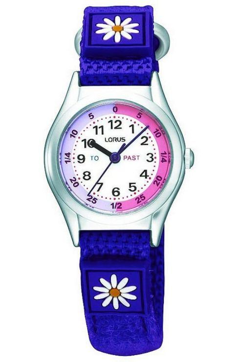 Lorus Childrens Strap Watch RG243HX9