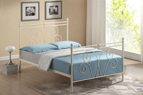 Altruna Wallace Bed Frame - Double (4' 6