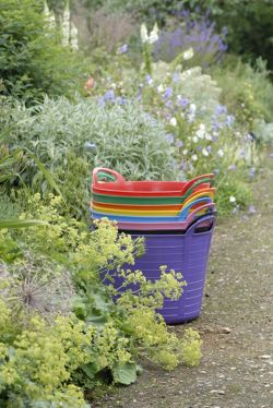 Flexi trug purple