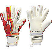 Ho Enigma Gen 7 Neg Junior Goalkeeper Gloves - Red