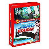 Mr Bean Movie: The Ultimate Disaster Movie & Mr Bean's Holiday (DVD Boxset)