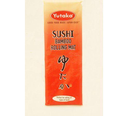 Sushi Bamboo Rolling Mat
