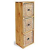 Ultimum Classic Pine Triple Box