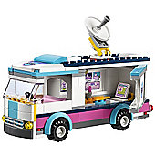 Lego Friends Heartlake News Van - 41056