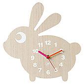 JIP Rabbit Wall Clock