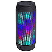 Goodmans GLEDBTSPK Bluetooth Portable Speaker with Pulsing LED Lights