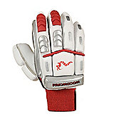 Woodworm Cricket Pro Xlite Mens Batting Gloves Mens Over Size Left Hand