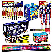 Bonfire Fireworks Kit