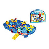 Aqua play lock box