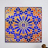 Parvez Taj Parure Canvas Wall Art - 81 cm H x 81 cm W x 5 cm D