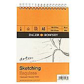 Arteco Sketch Spiral A5