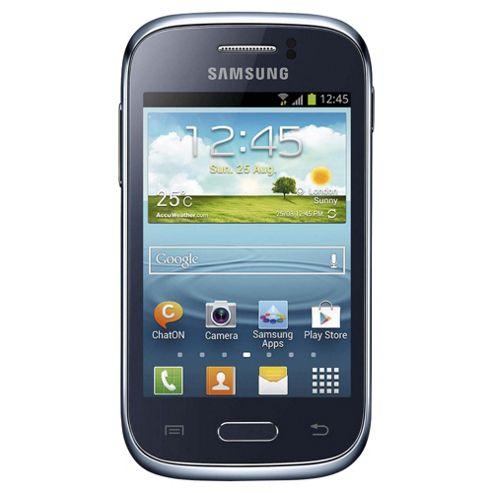 Samsung Galaxy Young Blue