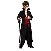Royal Vampire - Child Costume 5-8 years