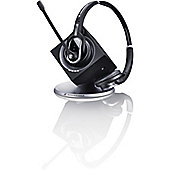Sennheiser DW Pro2 Wireless DECT Stereo Headset - Over-the-head - Circumaural