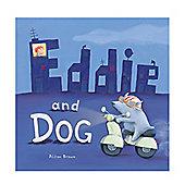 ELC Eddie And Dog by Alison Brown
