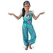 Shimmer Jasmine - Child Costume 5-6 years