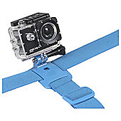 KitVision Action Cam / GoPro Head Strap, Blue