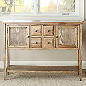Safavieh Archer Sideboard - Medium Oak