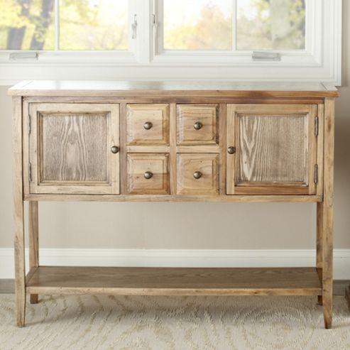 Safavieh Archer Sideboard - Medium Oak