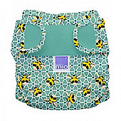 Bambino Mio Miosoft Reusable Nappy Cover - Size 1 (Bumble)
