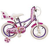 "Silverfox Pixie 14"" Kids' Bike"