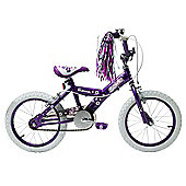 "Sonic Glamour Ii 16"" Girls Junior Bicycle"