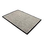 Floortex Dust Mat 1200x1800 Blk/Wht