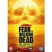 Fear the Walking Dead: Season 2 DVD