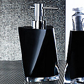 Gedy Twist Soap Dispenser - Black