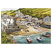 Port Isaac 500 Piece Jigsaw