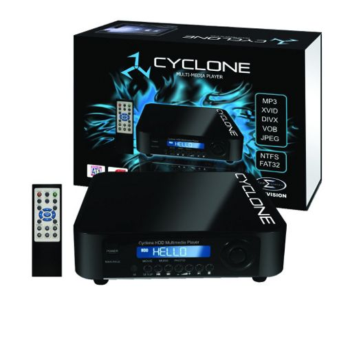1TB Sumvision Cyclone SATA Hard Drive Media Player
