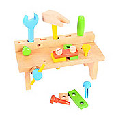 Bigjigs Toys BJ319 Carpenters Bench