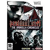 Capcom Res Evil Umbrella (Wii )