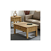 Home Essence Panama 1 Drawer Coffee Table