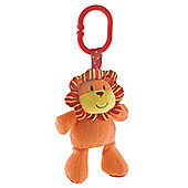Mothercare Safari Lion Rattle and Jiggle