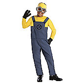 Despicable Me Minion Dave Costume- Medium (Age 5-7)