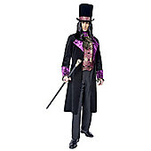Gothic Count - Adult Costume Size: 42-44