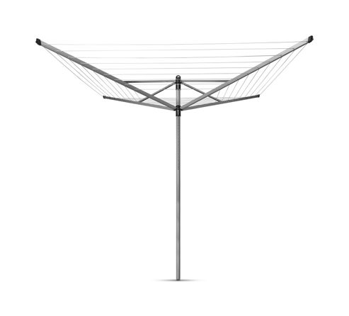 Brabantia Lift-O-Matic 4 Arm Rotary Airer, 50M