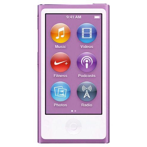 buy apple 16gb 7th gen nano ipod purple from our mp3