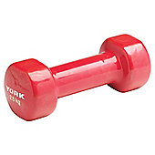 York Fitness Fitbell Red
