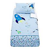 Mothercare Baby Bedding Space Dreamer Duvet Set Size cot/cot bed