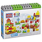 Mega Bloks Build A Farm Box