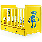 Cosatto Story Cot Bed (My Robot)